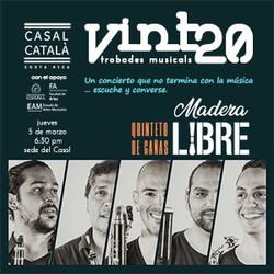 VINT20 - MADERA LIBRE