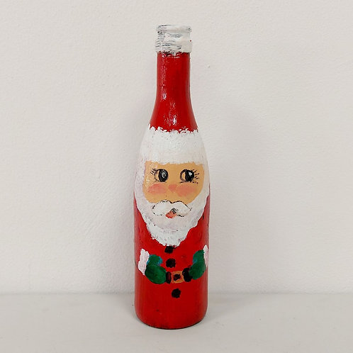 Botella Papá Noel