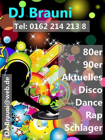 DJ, Musik, 70er, 80er,