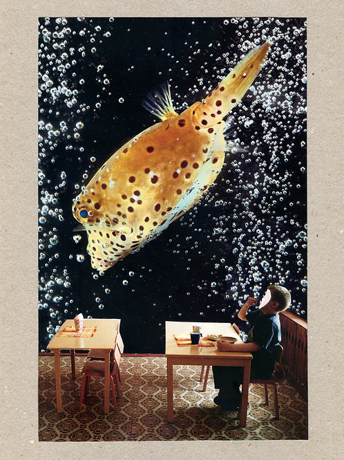 Fish for breakfast (poster)