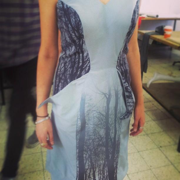 Pop surrealism Inspired Dress