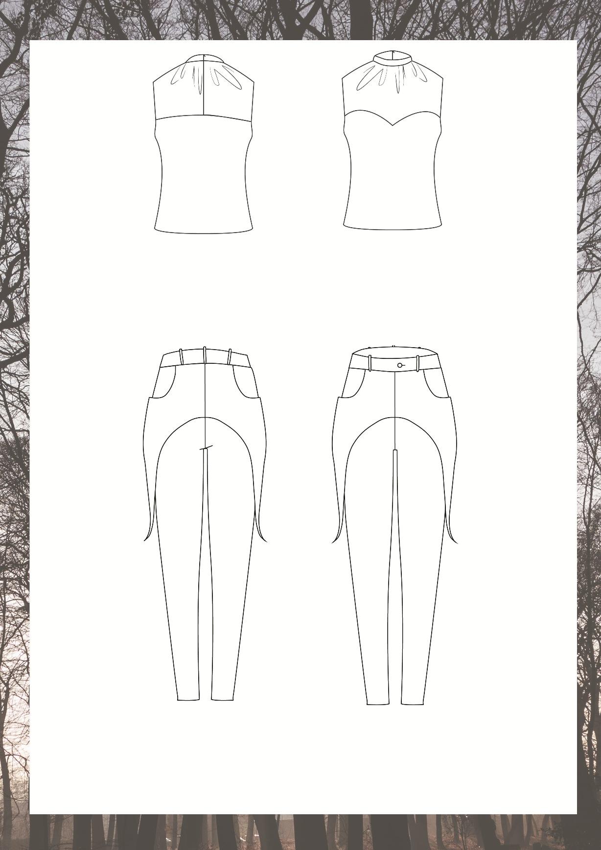 Technical\Flat illustrations