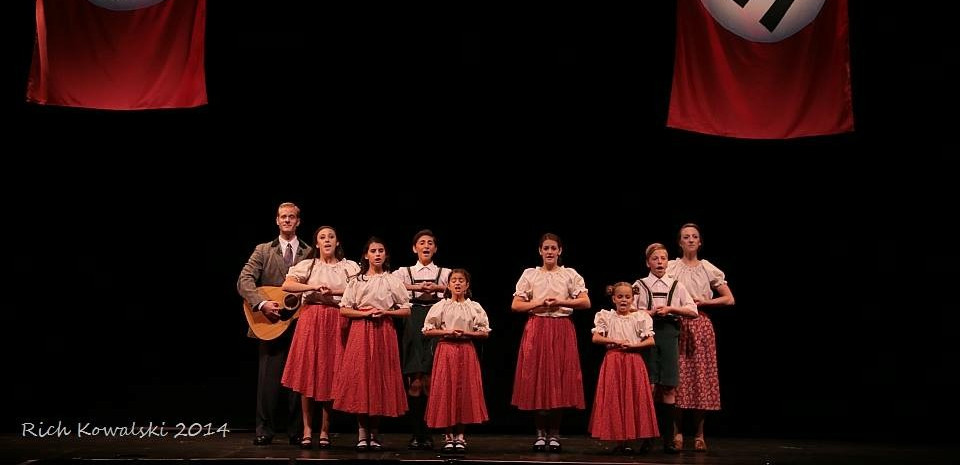 THE SOUND OF MUSIC (codirected with James Grausam)