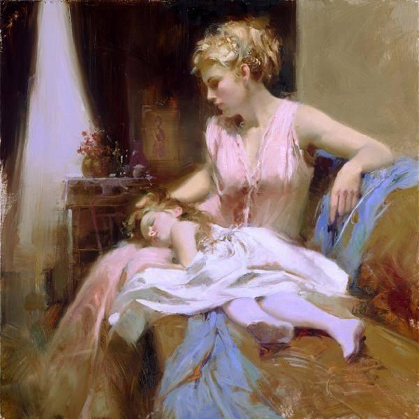 Mama cu copil