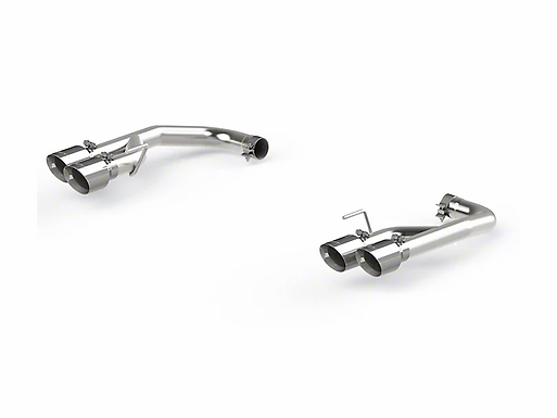 MBRP Pro-Series Axle-Back Exhaust
