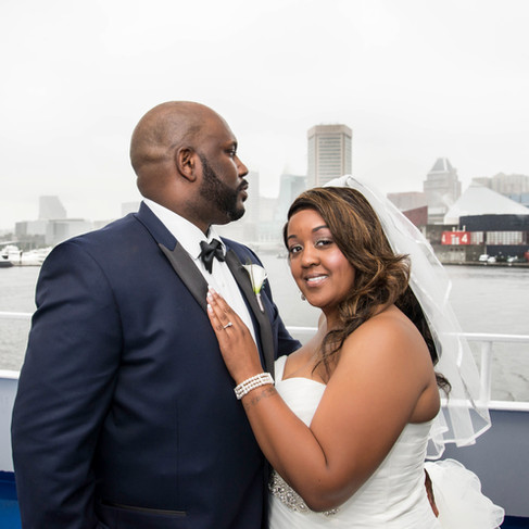 Shawn & Natisha Watkins Baltimore, MD
