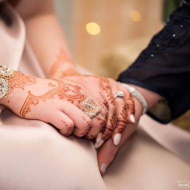 Ayah & Deagram Henna Party