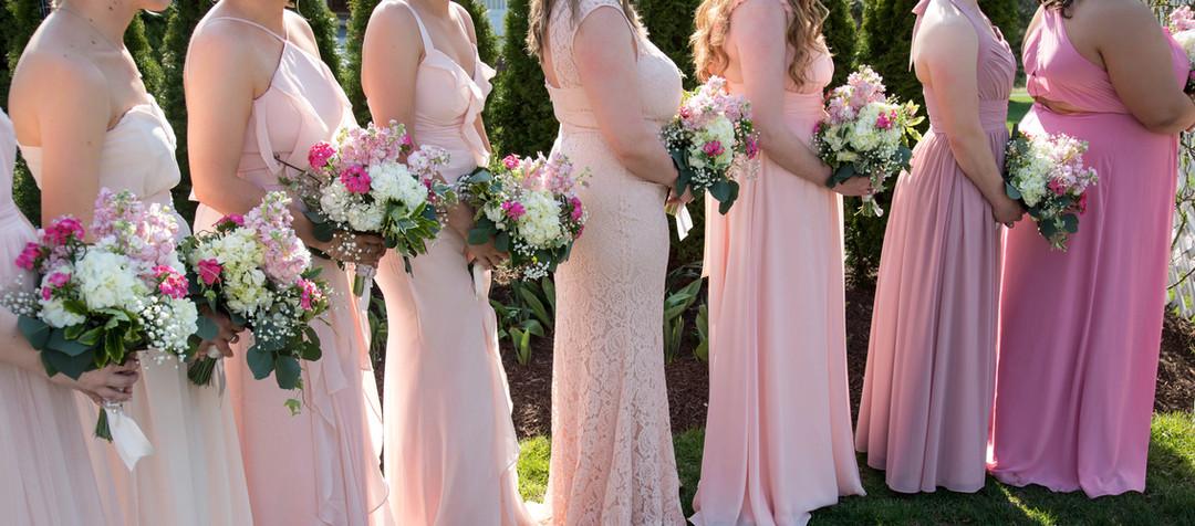 Kaylie Bridesmaids