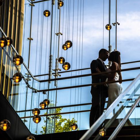 Brian & Erica Shook Washington, D.C.