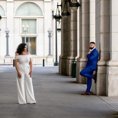 Haya & Kareem, Washington DC