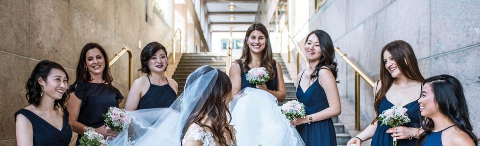 Vivian & Bridesmaid