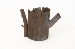 Wood Teapot #3