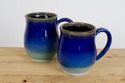 Mug Blue green