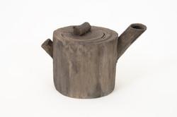 Wood Teapot #4