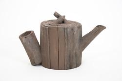Wood Teapot #8