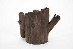 Wood Teapot #7