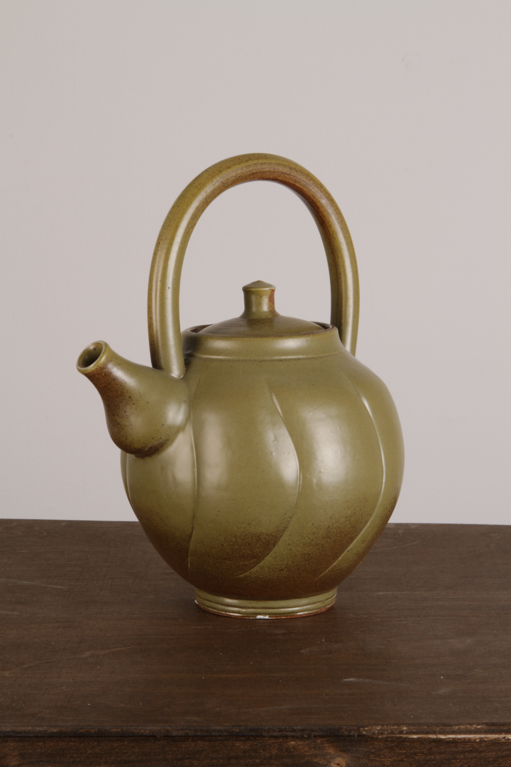 Green (altered) Teapot