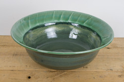 Bowl Med Green-1