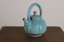 Blue (altered) Teapot