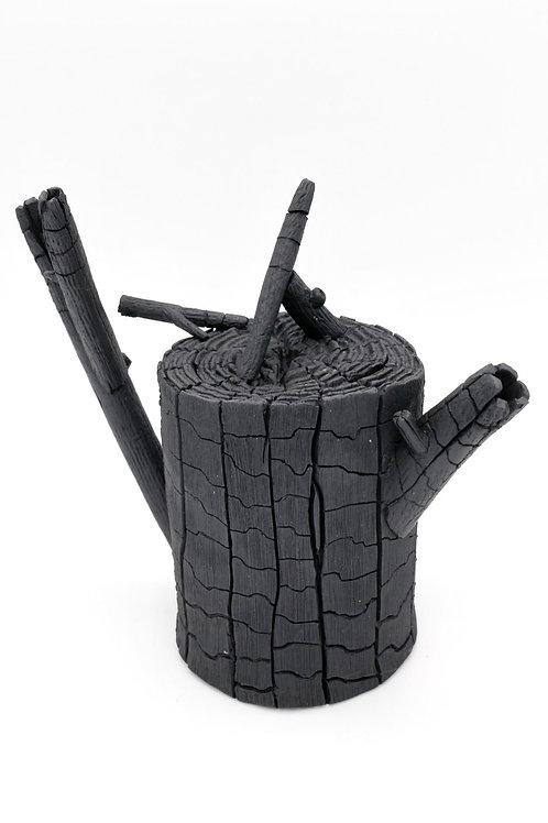 Burned Teapot (non-functional)