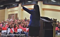Convencion de Mujeres Abril 2014