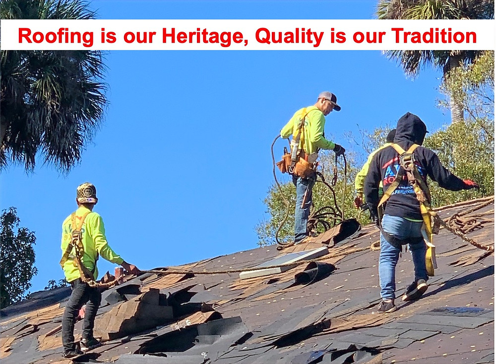 AWS Residential Roofing in Florida