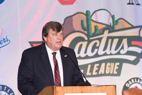Cactus League President Jeff Meyer