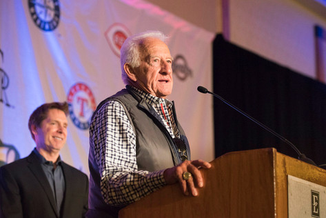 Bob Uecker funny as ever