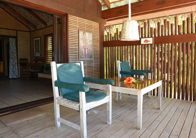 Watch the Ocean from your Private Lanai