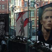Andrea Fox David Bowie