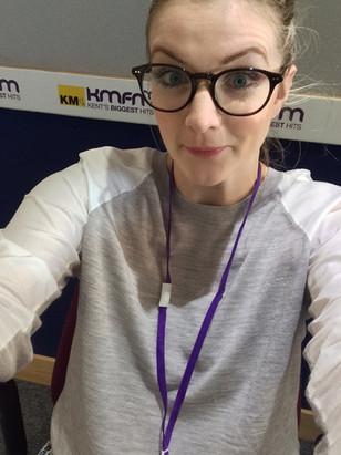 Presenter KMFM