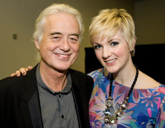 Hosting Jimmy Page