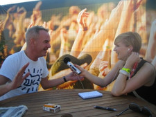 Presenter Fatboy Slim