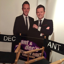 Andrea Fox Ant & Dec