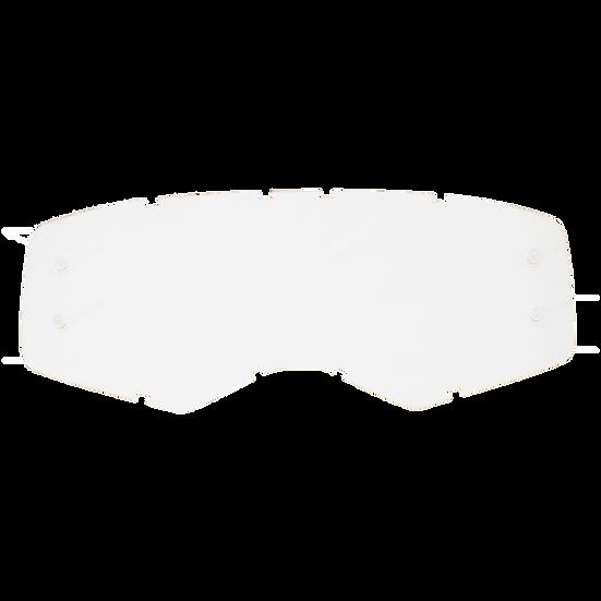 Mica transparente