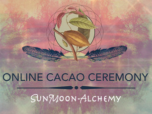 New Moon Cacao Ceremony Online 12.04.21