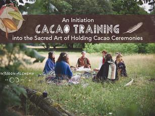 Cacao Ceremony Facilitator Training - Berlin 28.4.-2.5.21