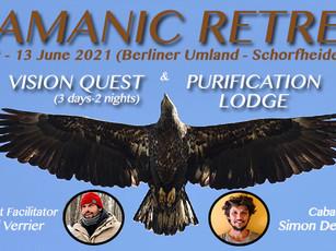 Shamanic Retreat  09.-13.06.21