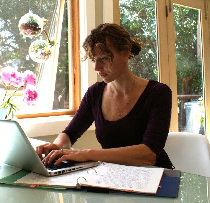 Jessie Chatigny: Freelance Writer, Editor, Story Wrangler