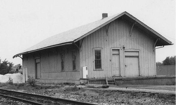 Garrettsville Freight Depot