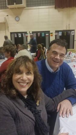 Pastor Brad and Mary Hall