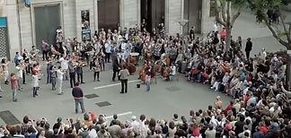 Flash mob 4-1-2020.JPG