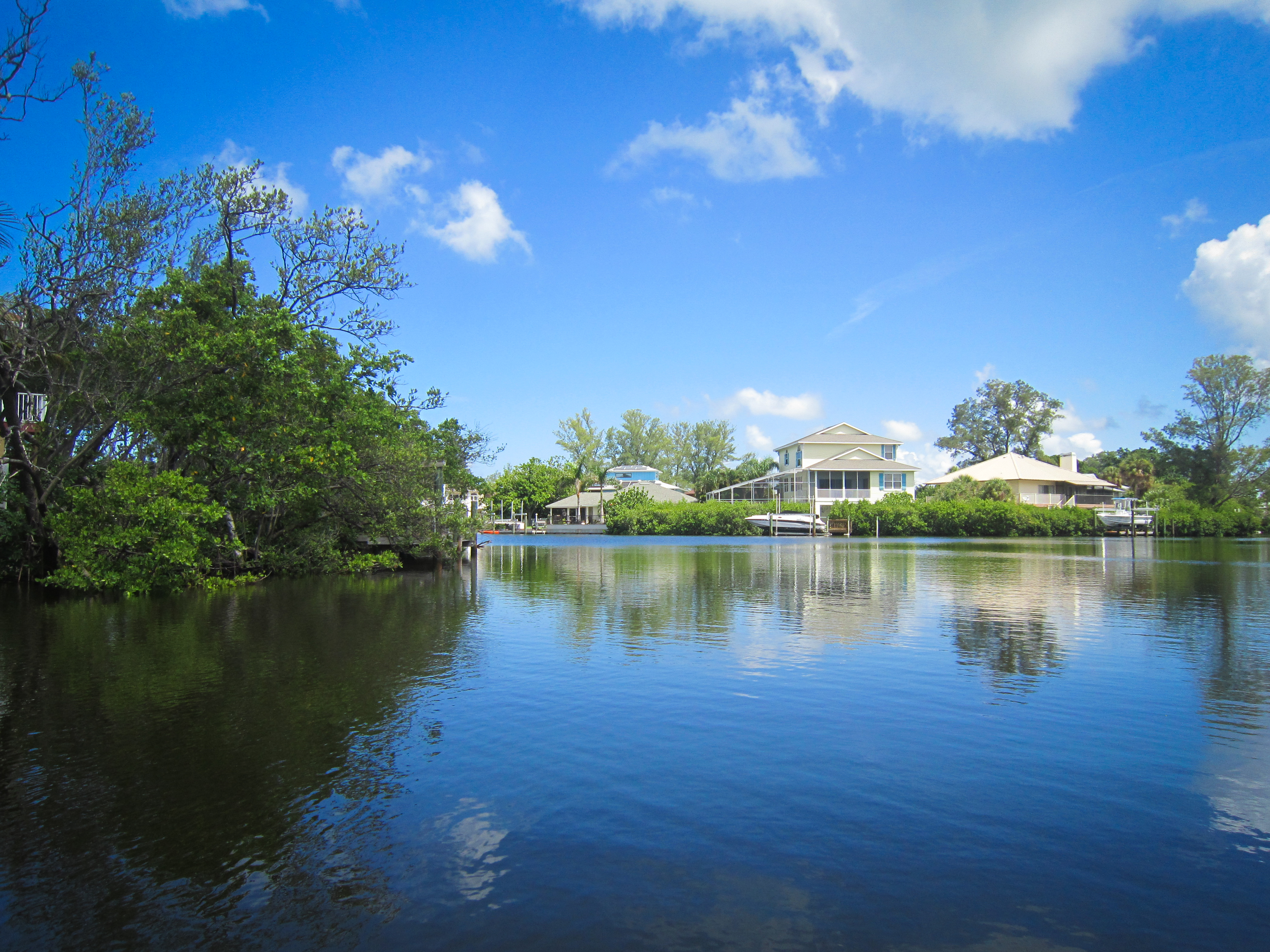 Anna Maria Island Canal