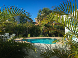 """Pool von """"Sand Dollar Cottage"""""""