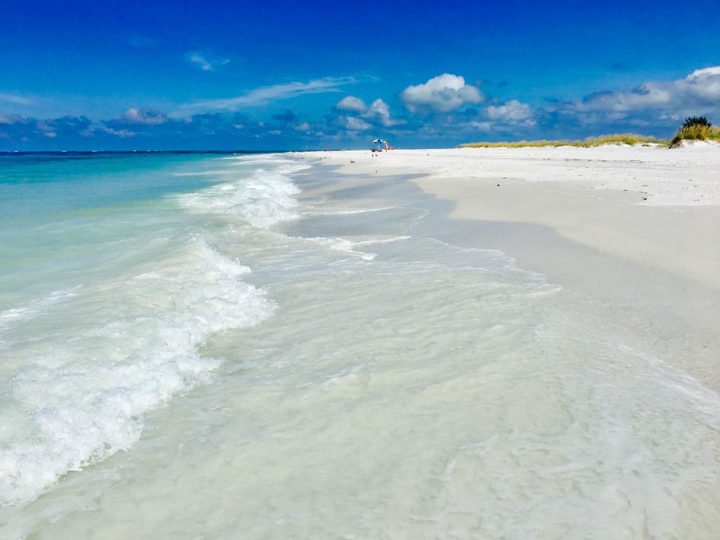 Strand auf Anna Maria Island