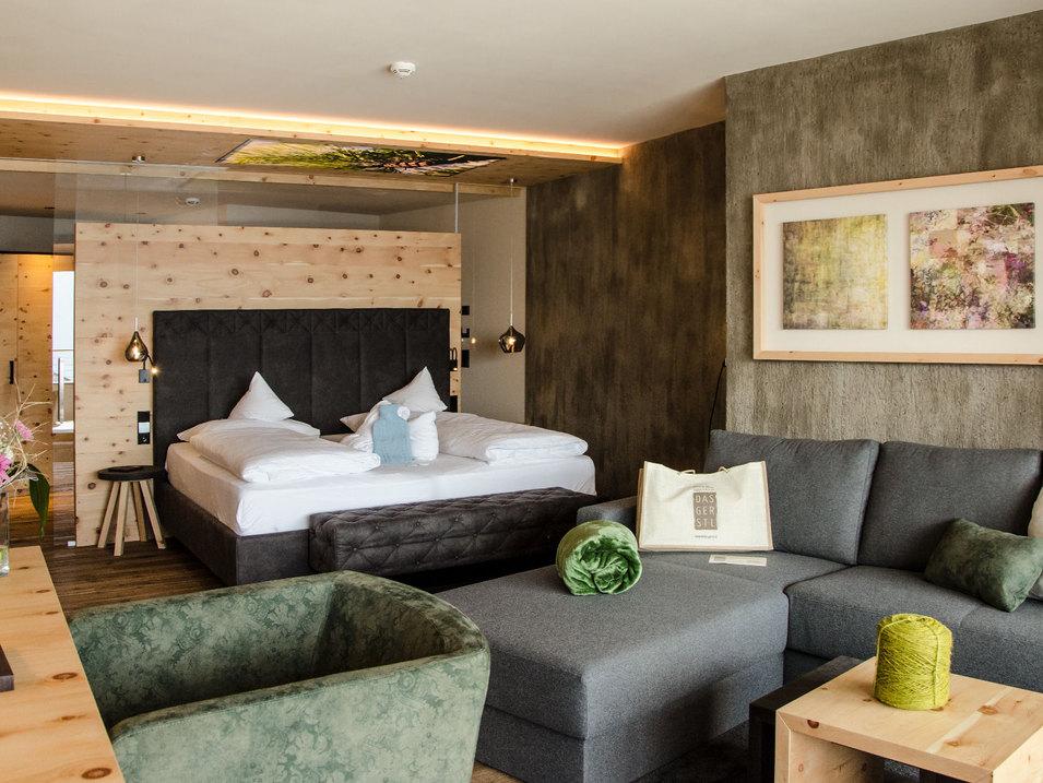 Zimmer - Alpin & Relax Hotel DAS GERSTL