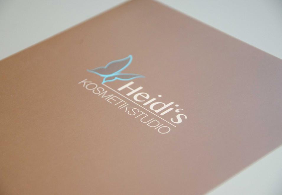 Heidi's Kosmetikstudio Logo