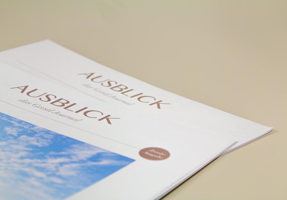 AUSBLICK - Hotel Journal, Alpin & Relax