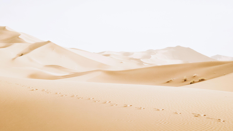 Desert Dunes Meditation