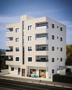 External design of a building1